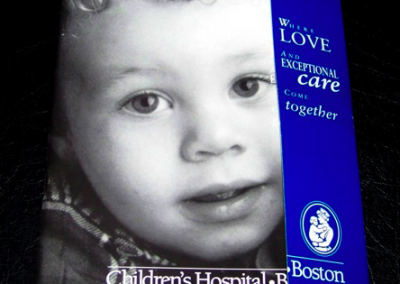 Children's Hospital Boston Development Booklet
