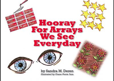 Hooray For Arrays- Book Illustrations